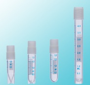 Cryo Vial External Threaded Sterile